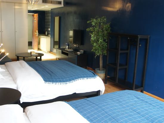 Bluejue style Twin Room