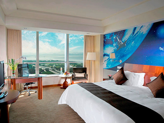Superior Sea-view Queen Room