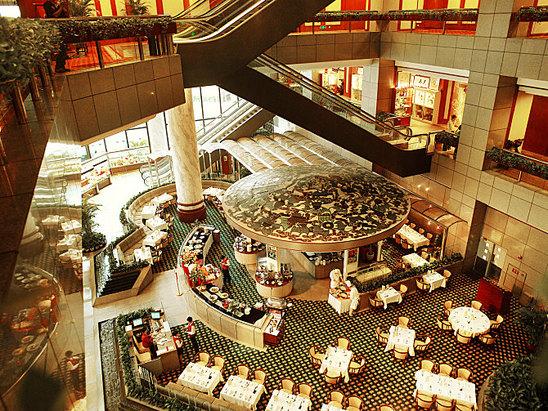 天安閣西餐廳