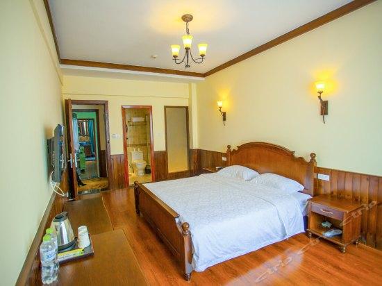 豪華美式大床房