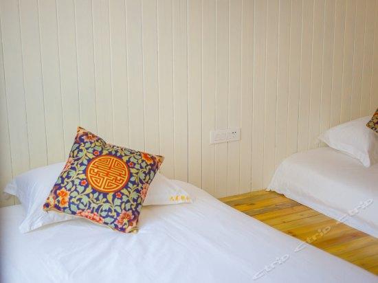 日式榻榻米雙床房