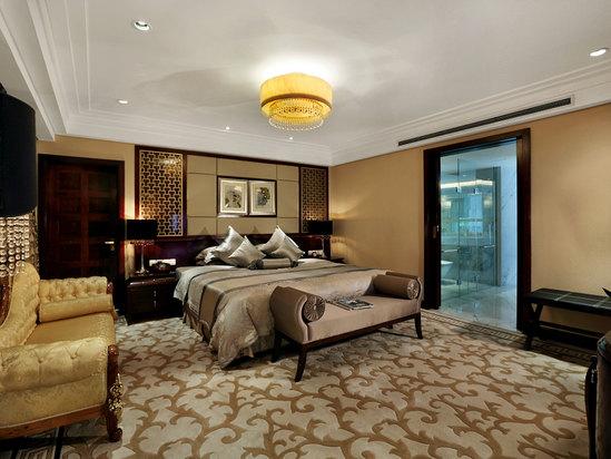 总统套房卧室