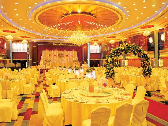 Chinese food hall