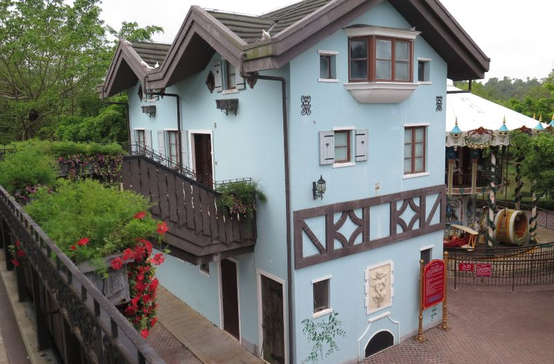 茶溪谷街景雙床房