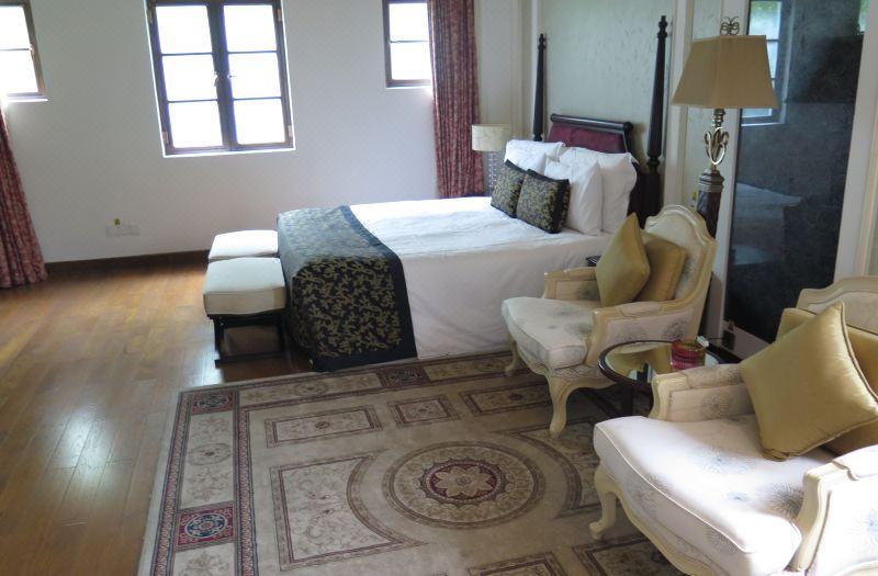 茶溪谷街景大床房