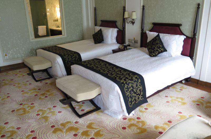 茶溪谷街景双床房