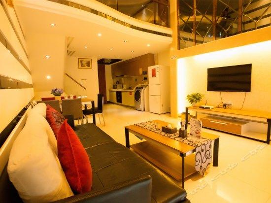 高級復式大床套房