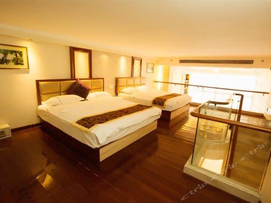 豪華復式三床