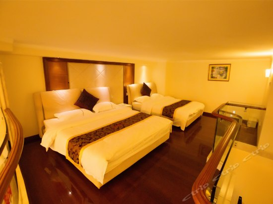 高級復式雙床套房