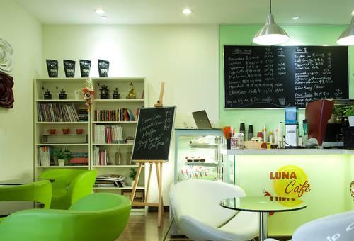 Luna咖啡