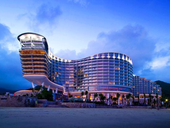Sheraton Dameisha Resort Booking China Shenzhen Hotels Reservation Holiday