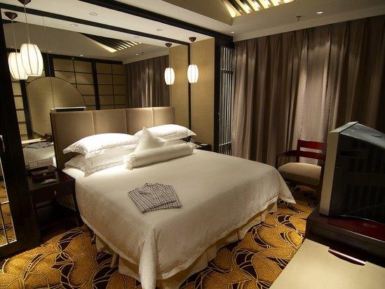 豪華貴賓大床房