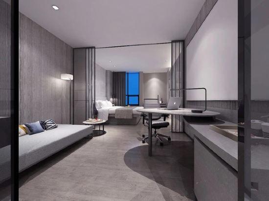 Villa A Deluxe Queen Room