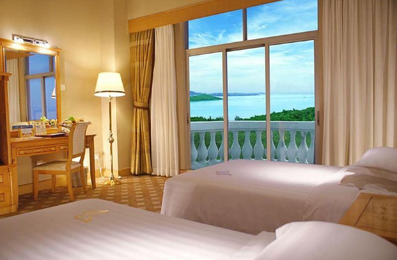 高级山景双床房