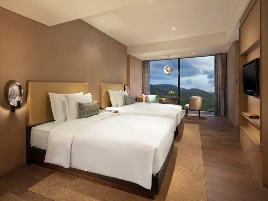 經典山景雙床房