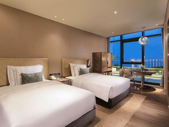 經典海景雙床房
