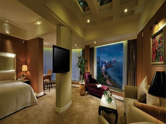 VIP villa Classic Ocean-view Room