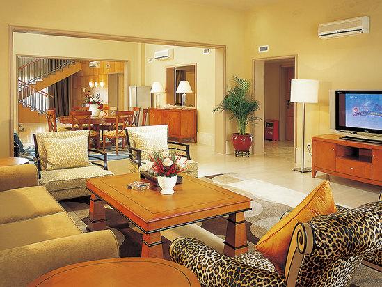 The Mediterranean hot spring villa