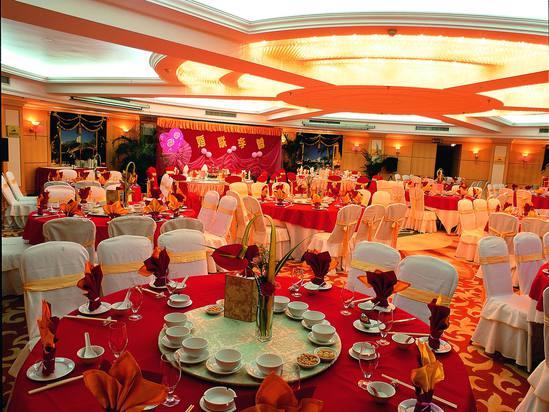 麗晶宮婚宴