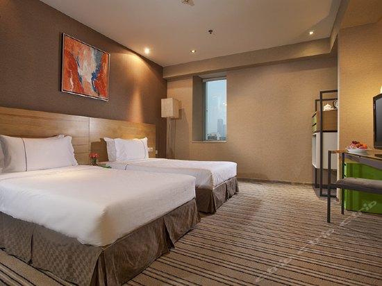 主樓標準雙床房