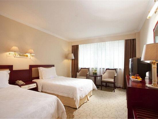 南樓標準雙床房