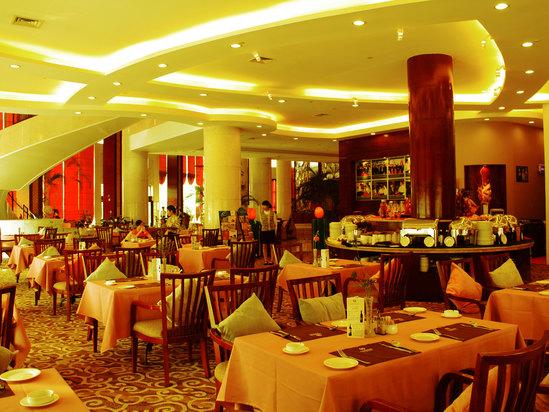 维多利亚西餐厅