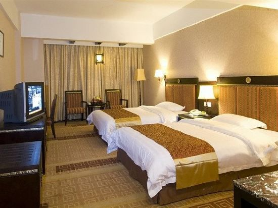 South building Deluxe Twin Room
