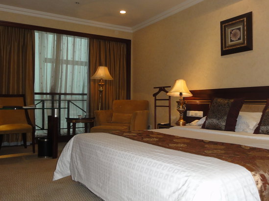 Deluxe Executive Queen Room