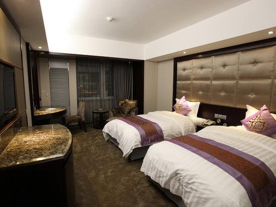 貴賓閣標準雙床間