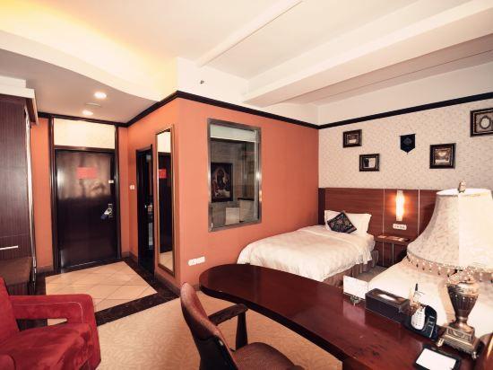 歐典豪華雙床房
