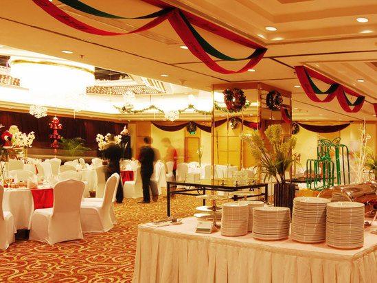 锦绣宴会厅