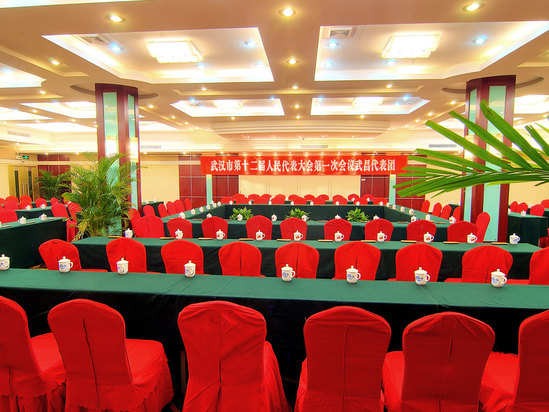 水晶厅会议室