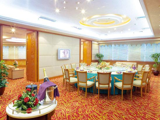 中餐廳包廂