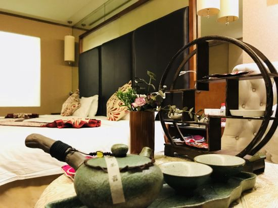 文化之旅主題客房