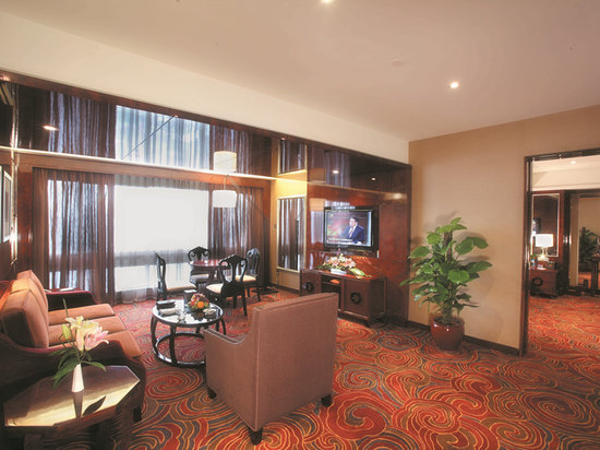 Business Suite Of Vip Floor