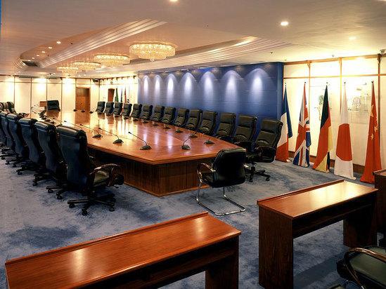 國際會議室