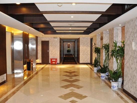 商务楼层走廊