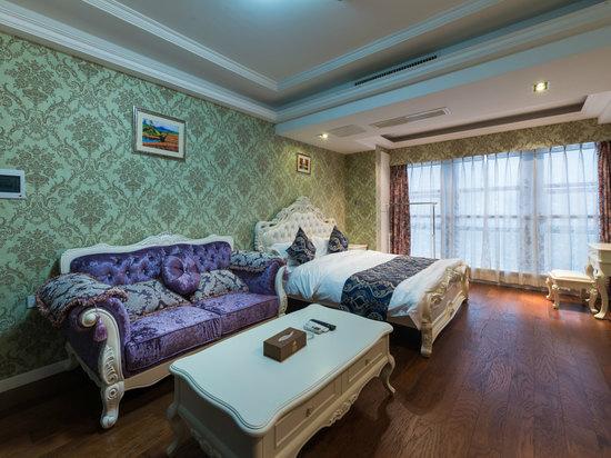 歐式豪華大床房