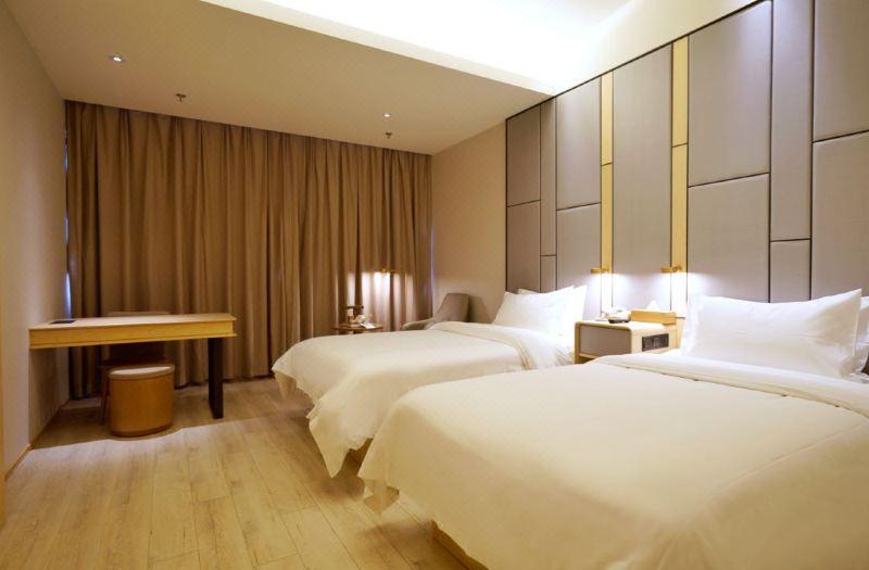 景观双床房