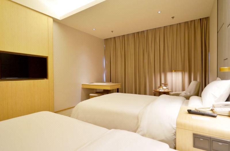 零壓雙床房