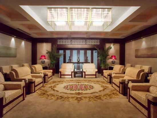 吳中誼宮會見廳