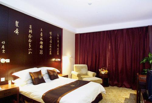 山水樓標準大床房