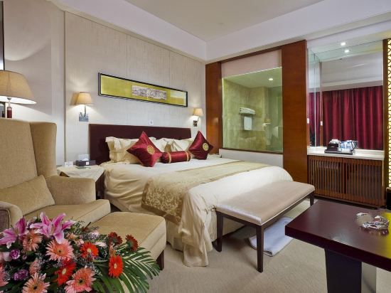 園中樓標準大床房