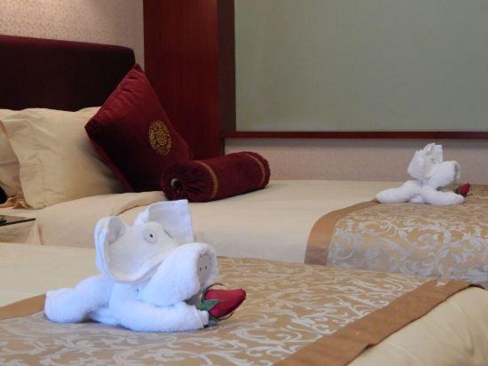 園中樓標準雙床房