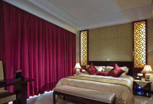 园中楼标准大床房