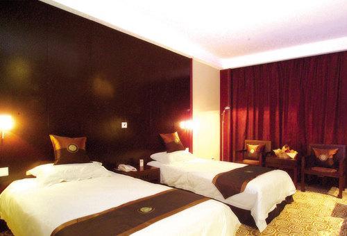 山水楼标准双床房