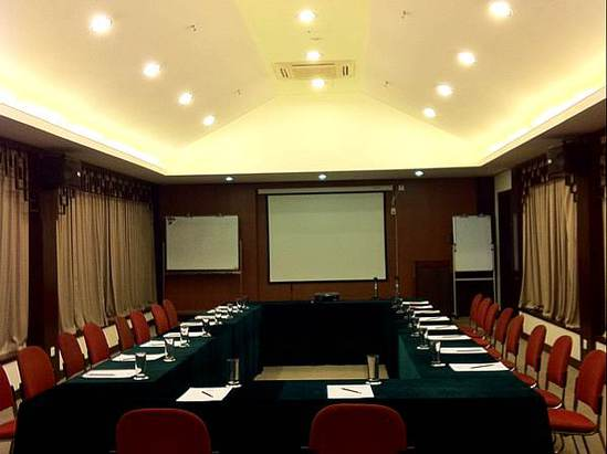 会议室-回字型