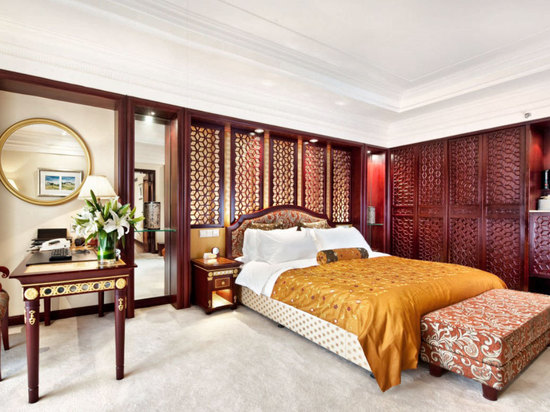 贵宾楼减压舱豪华大床房