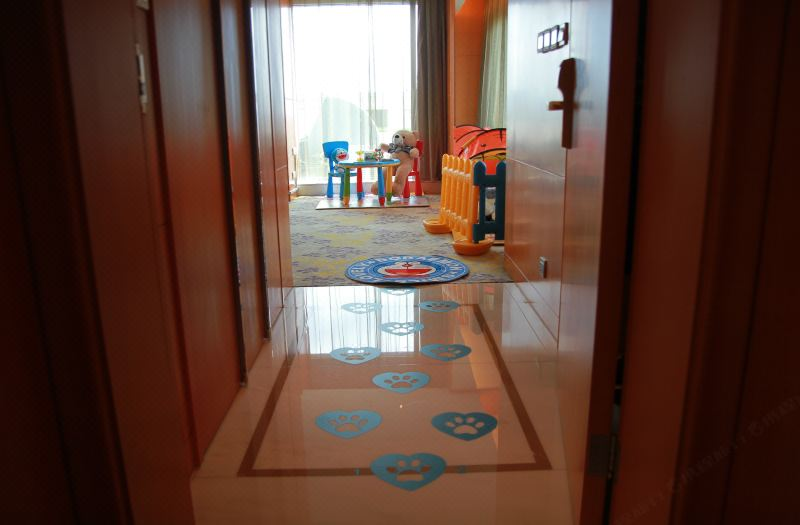 Family Doraemon Thematic Room