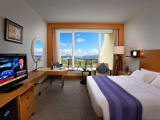Deluxe Mountain-view Room